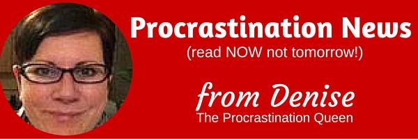 Procrastination News