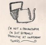 Procrast Cat
