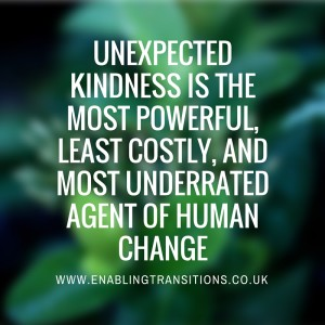 Kindness to others